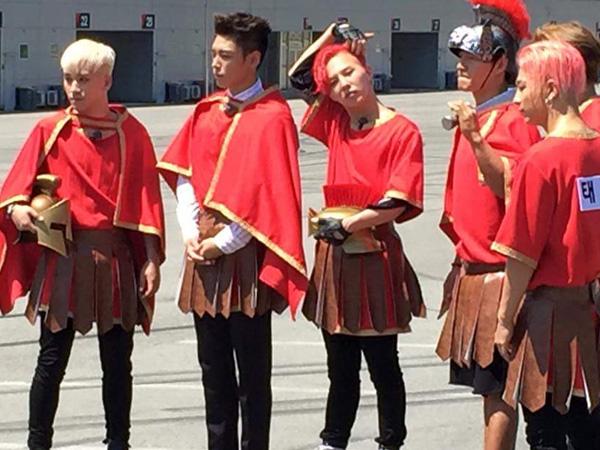 Big Bang Tunjukkan Aksi 'Gila' di Cuplikan 'Running Man' untuk Minggu Depan!