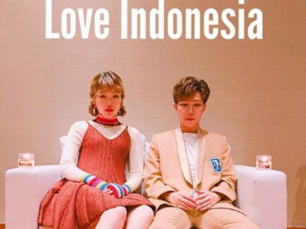 Tampil Perdana, Begini Cara Seru Akdong Musician Nikmati Waktunya di Indonesia