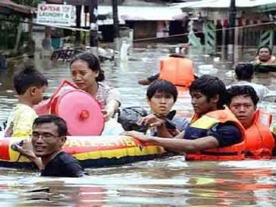 Benarkah Purnama Akan Tenggelamkan Jakarta?
