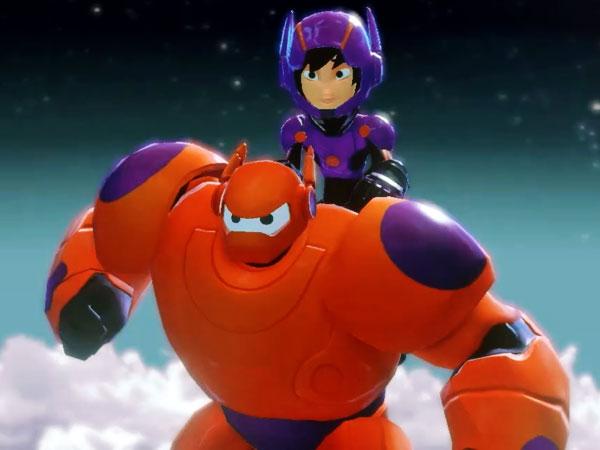 Dapatkah Robot Imut Baymax Catat Rekor Baru Box Office?