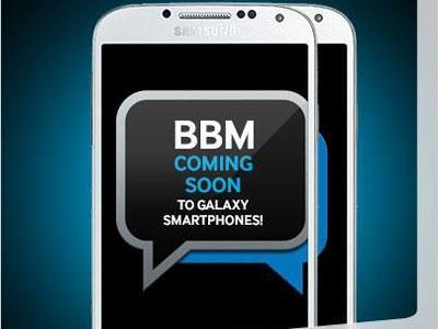Samsung Indonesia Telah Promosikan BBM untuk Galaxy
