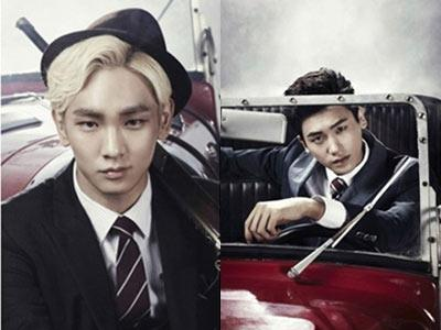 Key 'SHINee' & Hyungsik 'ZE:A' Siap Beradu Akting dalam Musikal 'Bonnie and Clyde'