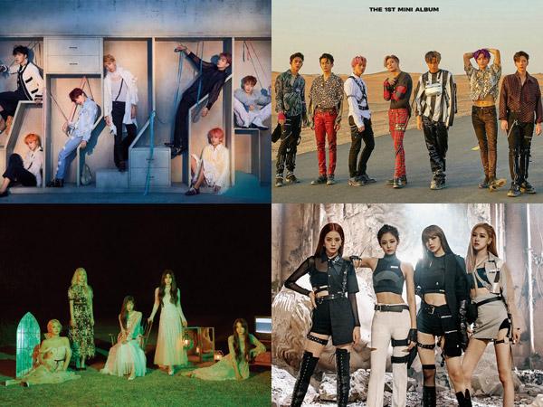 Tak Ada Album Baru, Inilah Artis K-Pop yang Bertahan di Chart Billboard World Albums Minggu Ini