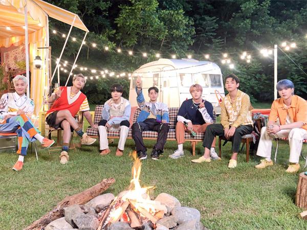 BTS Rilis 'Permission to Dance' Versi Remix R&B Khas Tahun 90an