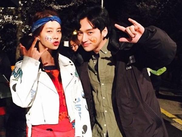 Gaya Keren Byun Yo Han & Song Ji Hyo Saat Kencan Cherry Blossom di 'Ex-Girlfriend Club'