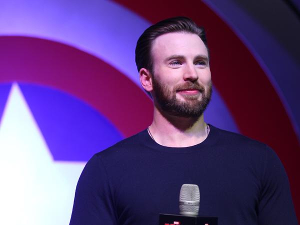 Ini Ucapan Terima Kasih Chris Evans Untuk Captain America