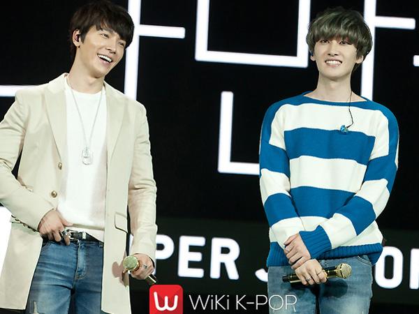Eunhyuk dan Donghae Tampil dengan 'Couple Mic' Seharga 129 Juta Rupiah!