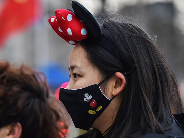 Pandemi COVID-19, Disney Kini Jual Masker