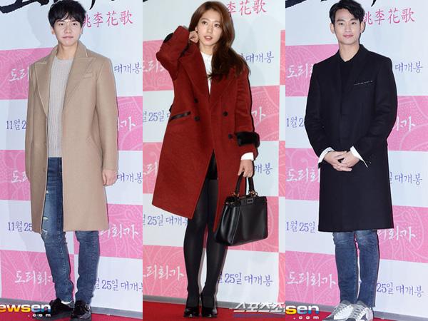 Gaya Fashion Musim Dingin Para Seleb di Premier VIP Film Terbaru Suzy, 'Dorihwaga'