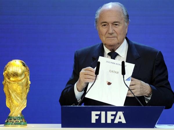 Terindikasi Korupsi Sepakbola, Pejabat Tinggi FIFA Ditangkap