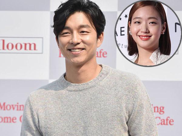 Ingin Akting Bareng, Gong Yoo Idolakan Aktris yang Sedang Naik Daun Ini!