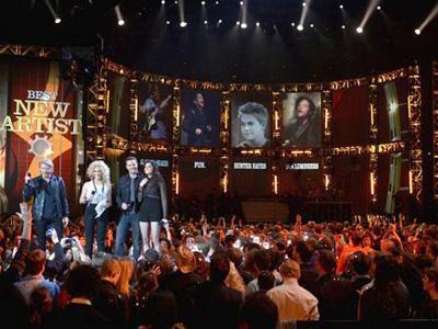 Ini Dia Daftar Peraih Penghargaan Grammy Awards 2013