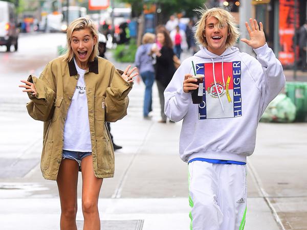 Setahun Menikah, Justin Bieber dan Hailey Baldwin Baru Rencanakan Gelar Resepsi