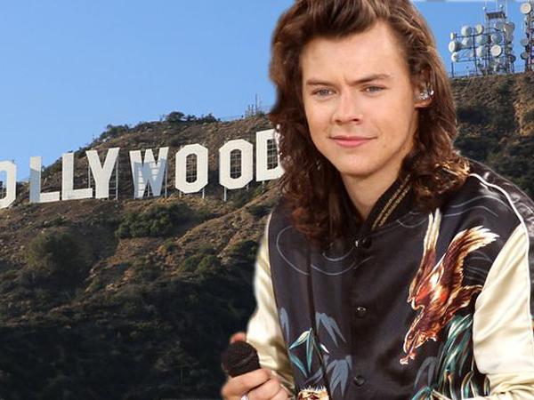 Keluar Dari Manajemen 1D, Harry Styles 'Dilirik' Sutradara 'Batman'
