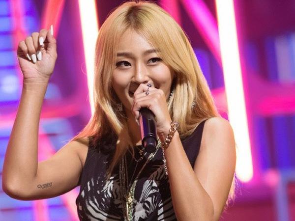 Dari Seksi Hingga Emosional, Hyorin Sistar Tampil Memukau di 'I Am Singer' Spesial Chuseok!