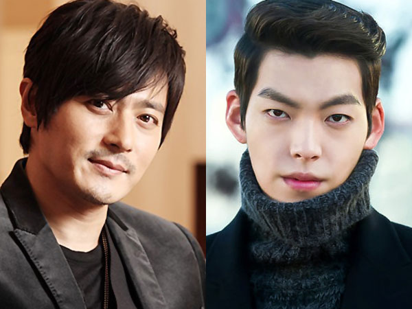 Wah, Jang Dong Gun Ikutan Kepincut Akting Kim Woo Bin?