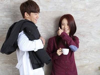Song Ji Hyo Terlihat Mesra Bersama Choi Jin Hyuk Untuk 'ER Men & Woman'