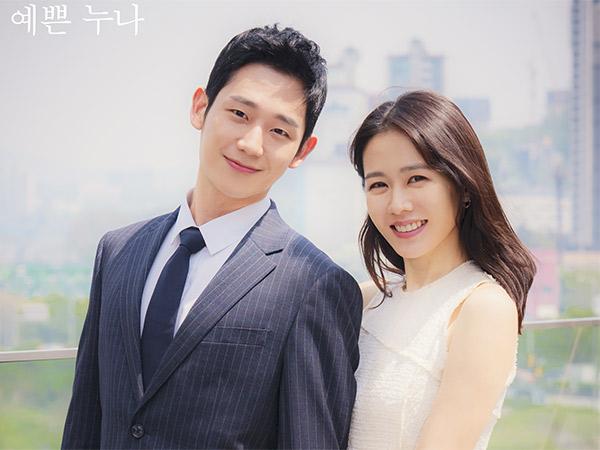 So Sweet, Jung Hae In dan Son Ye Jin Saling Ungkap Kebahagiaan Bisa Syuting Drama Bareng
