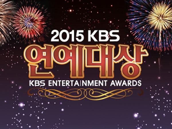 Sukses Digelar, Siapa Saja Pemenang Dari 'KBS Entertainment Awards 2015'?