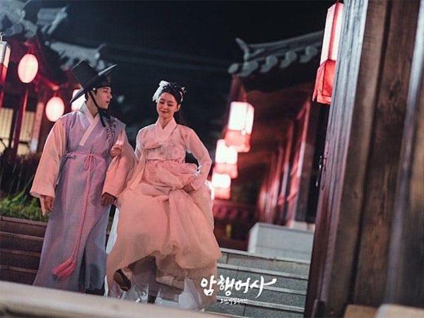 Kim Myungsoo dan Kwon Nara Akrab dalam Penyamaran di Foto Teaser Drama Baru