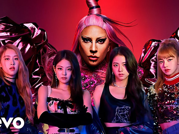 BLACKPINK Ungkap Rasa Bangga Atas Kolaborasinya Bareng Lady Gaga