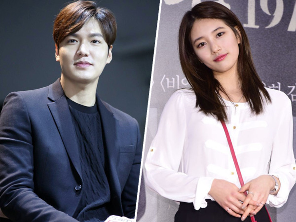 Tak Benarkan Berita, Kedua Agensi Pastikan Lee Min Ho dan Suzy Masih Berpacaran