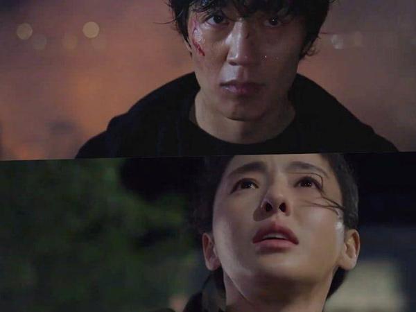 Sinopsis L.U.C.A, Drama Aksi Terbaru Lee Da Hee dan Kim Rae Won