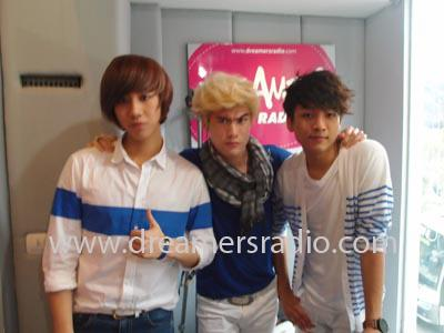 Exclusive Interview Dreamers Radio with Lunafly