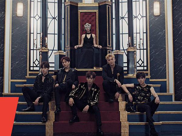 NU'EST Makin Maskulin di MV Comeback Bareng Minhyun 'BET BET'