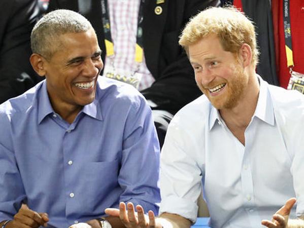 Pangeran Harry Kemungkinan Tak Akan Undang Barack Obama di Penikahannya, Mengapa?