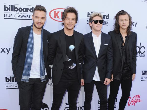 One Direction Enggan Kolaborasi dengan Musisi Lain di Album Barunya?