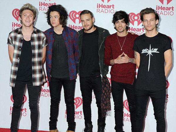 Lagu 'Steal My Girl' Terinspirasi dari Mantan Kekasih Para Member One Direction?