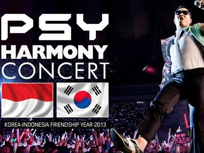 Psy Konser di Jakarta Juli Mendatang!