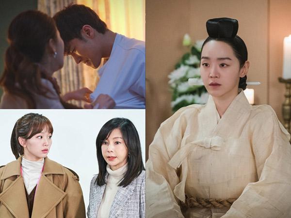 Rating Drama Korea Sabtu-Minggu: Mr. Queen No. 1, Love (ft Marriage and Divorce) Rekor Baru