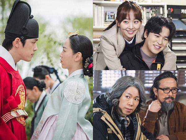 Rating Drama Korea Sabtu - Minggu: Mr. Queen Terus Melesat, Homemade Love Story No. 1