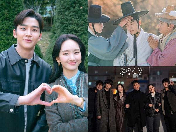 Rating Drama Korea Senin - Selasa: Awaken Tamat, Royal Secret Agent Tembus 10 Persen