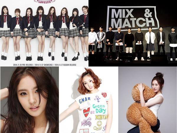 Lovelyz vs iKON vs Sonamoo, Debut Rookie Mana yang Paling Dinantikan?
