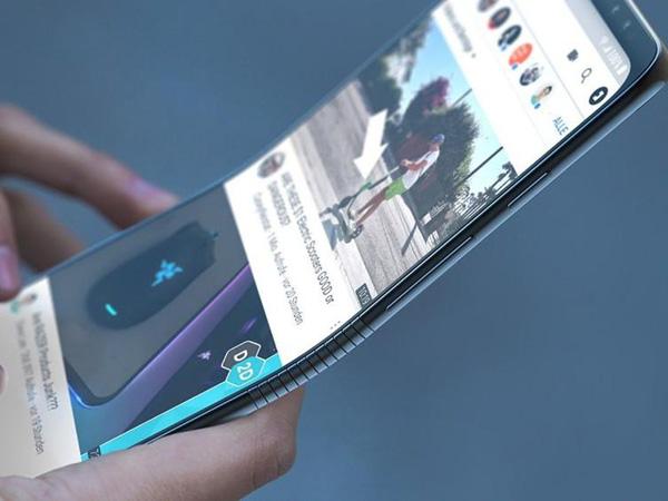 Jelang Peluncuran, Samsung Mulai Ungkap Smartphone Lipatnya