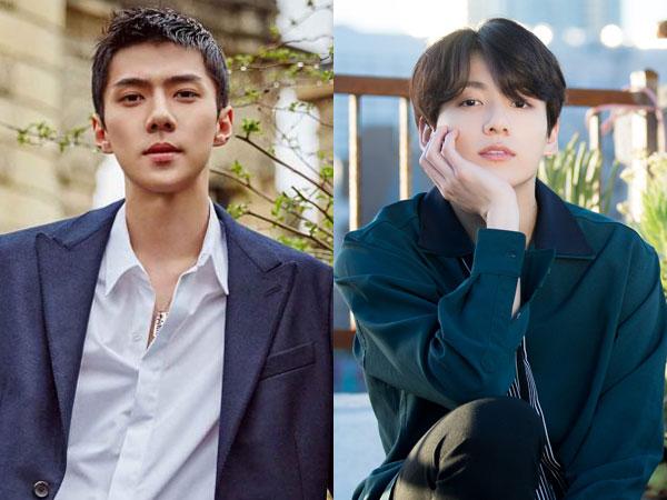 Sehun EXO dan Jungkook BTS Bersaing Ketat Jadi 'Best Maknae', Siapa Pilihanmu?
