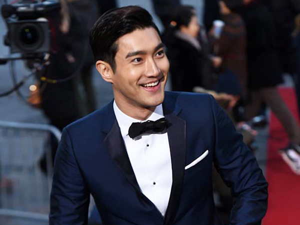 Siwon Super Junior Tempati Posisi Ke-2 Pria Paling Tampan di Dunia
