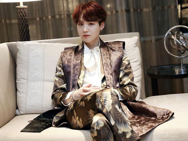 Bicara Soal Fans Idola K-Pop yang Sering Diremehkan, Suga BTS: Mereka Sebenarnya Luar Biasa