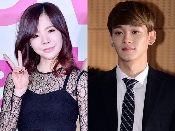 Chen EXO Ingin Punya Pacar Seperti Sunny SNSD!