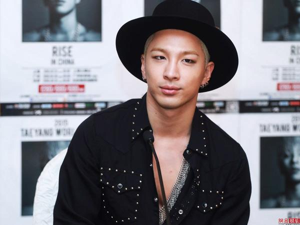 Ssst, Ini Dia Bocoran Kedatangan Taeyang ke Jakarta Jelang Konsernya!