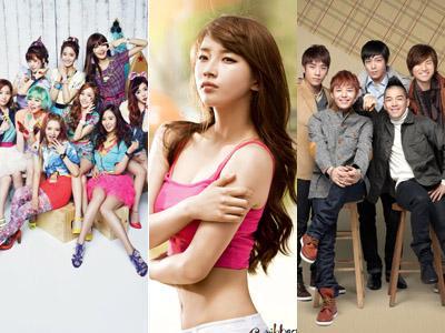 Inilah Para Idola K-Pop Penghasil Uang Terbesar di 3 Agensi Raksasa Korea