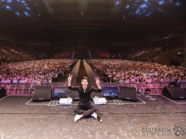Dihadiri 4000 Orang, Song Joong Ki Buktikan Popularitasnya Di Jumpa Fans Thailand