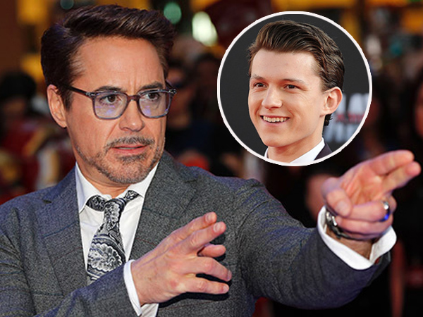 Ini Cara Spider-Man Bikin Takjub Iron Man di Audisi 'Captain America: Civil War'