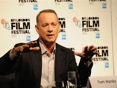 Film Terbaru Tom Hanks Buka BFI London Film Festival