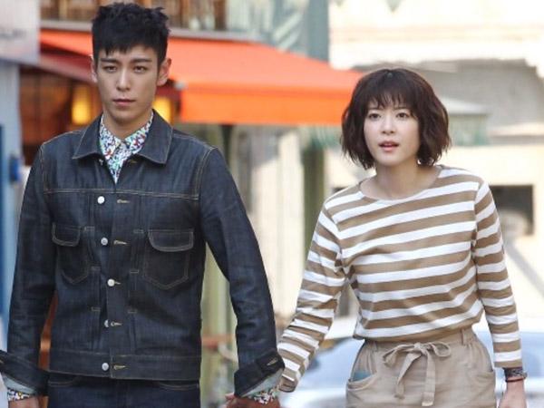Main Drama Bareng Ueno Juri, T.O.P Unggah Teaser Lewat Instagram