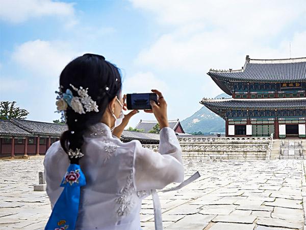 Mencoba Wisata Gratis di Istana Gyeongbokgung, Berikut Caranya