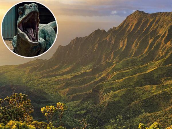 Miliki Panorama Asli Menakjubkan, Yuk, Berpetualang ke Lokasi Para Dinosaurus 'Jurassic World'!